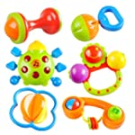 Peradix Safe Colourful Plastic Baby N...