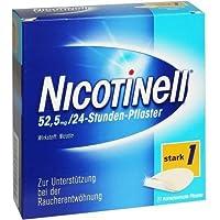 Nicotinell 52,5 mg Pflaster, 21 St. preisvergleich bei billige-tabletten.eu