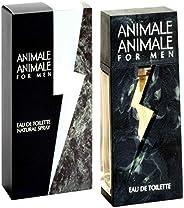 Parlux Fragrances Animale Animale by Parlux Fragrances for Men Eau de Toilette Spray 100ml