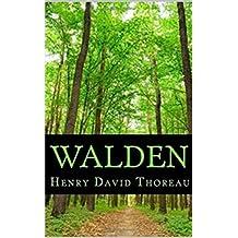 Walden(illustrated) (English Edition)
