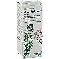 MUC SABONA Sirup 100 ml Sirup preisvergleich bei billige-tabletten.eu