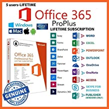 ‏‪Microsoft Office 365 Pro Lifetime Subscription Windows/Mac‬‏