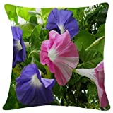 quanzhouxuhuixiefu Magnolia Tree - Flower- #26177 - Plush Cushion Covers Throw Pillowcases Super Soft Fashion Simple Decorative Pillowcases 18x18 inches