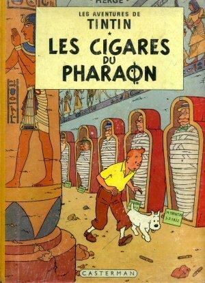 Les cigares du Pharaon.