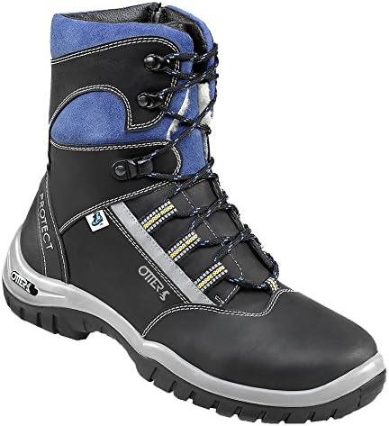 Nutria 71093/336 – 46 botas, especialista enInvierno, S3 HRO, tamaño 11