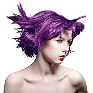 Manic Panic High Voltage Classic Coloration Cheveux Semi Permanente Vibrante 118ml (Electric Amethyst - Violet)