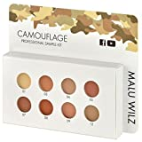 Malu Wilz Dekorative: Camouflage Professional Sample Kit (12 g)