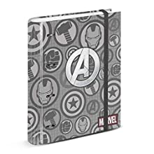 The Avengers Assault-Ring Binder