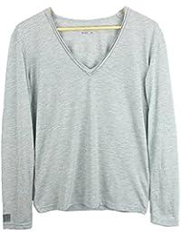 Eleven Paris - T-Shirt à manches longues - Homme gris gris