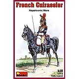Miniart Kit de modèle à l'échelle 1:16 en plastique French Cuirassier Napoleonic Wars
