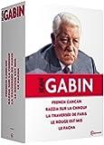 Jean Gabin - French Cancan + Razzia sur la chnouf + La traversée de Paris + Le rouge est mis + Le pacha
