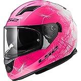 LS2FF320Stream Evo doble visera casco de moto