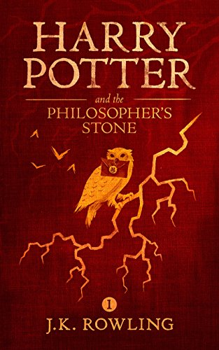 Harry Potter and the Philosopher's Stone (English Edition) por J.K. Rowling