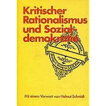Kritischer Rationalismus und Sozialdemokratie I