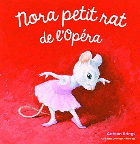 Nora petit rat de l'Opra