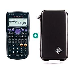 Casio FX-82DE Plus + Schutztasche