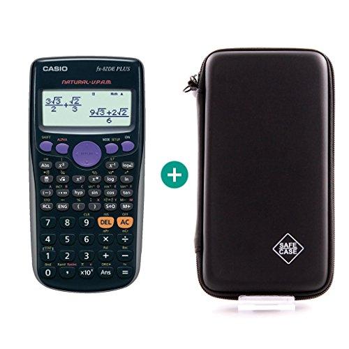 Casio FX 82 DE Plus + Schutztasche