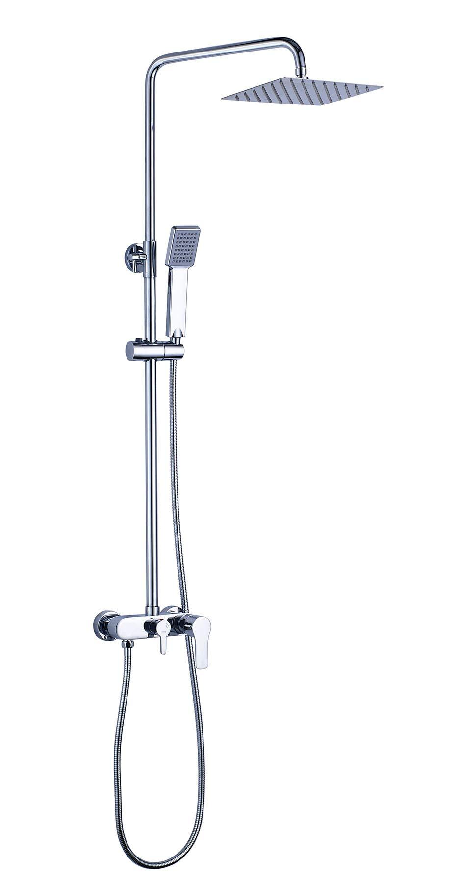 OXEN Vera – Columna de ducha monomando (extra larga)