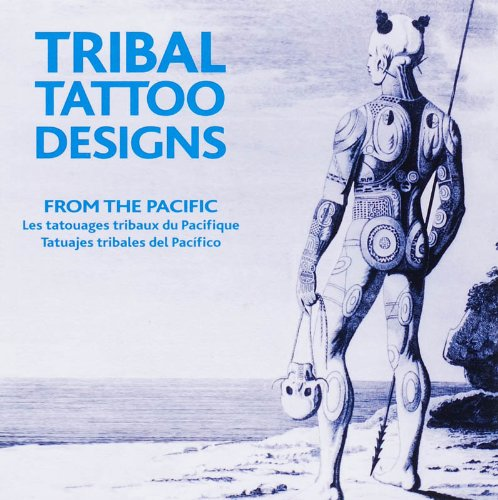 Tribal Tattoo Designs from the Pacific par Maarten Hesselt Van Dinter