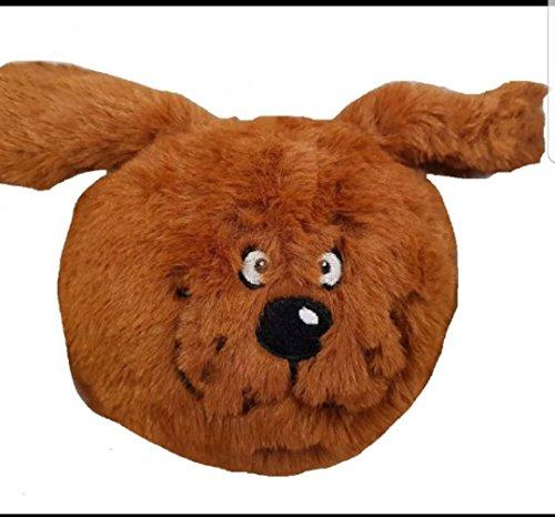 SvoKi Bouncer Hundespielzeug mit Sound und Vibration (Hund)