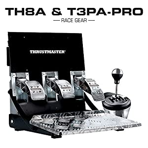 Thrustmaster Kit AddOn TH8A + T3PA PRO Race Gear Bundle (4060117)
