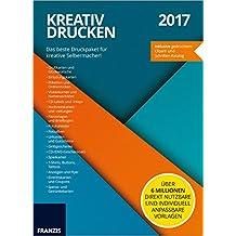 Franzis Kreativ Drucken 2017