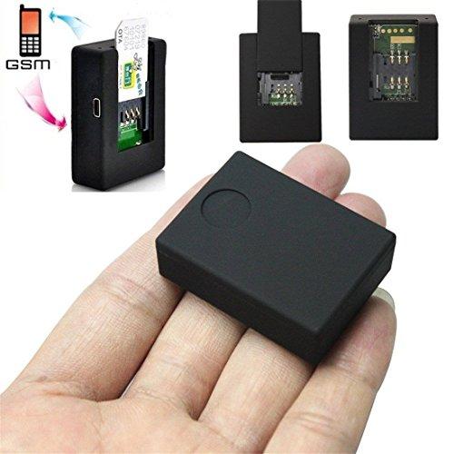 especificación:   Función principal: Tri-banda GSM de dos vías de audio espía de dispositivos  Materiales: plástico moldeado  Color: Negro Francia gsm Compatibilidad de frecuencia: tribanda (850MHz, 900MHz, 1800MHz, 1900MHz)  el radio de micrófono: ...