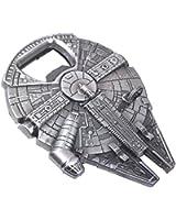 Star Wars Millenium Falcon Metall Flaschenöffner-Neu.