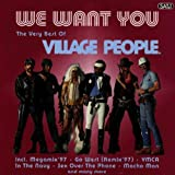 Songtexte von Village People - We Want You: The Very Best of Village People.