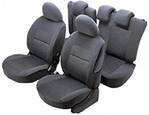 Housse de siège Auto / Voiture - Sur Mesure - Finition Haut de Gamme - Montage Rapide - Compatible Airbag - Isofix - 1010454