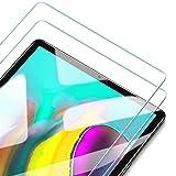 ESR Panzerglas Displayschutzfolie [2 Stück] Kompatibel mit Samsung Galaxy Tab S5e 10,5 Zoll 2019/ Tab S6 [Unterstützt Gesichtserkennung] - Displayschutz mit HD Klarheit, hohe Berührungsempfindlichkeit