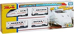 Tomica PraRail Shinkansen Series New 800 (6-Car Set) [Toy] (japan import)