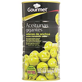 Gourmet Aceitunas gigantes...