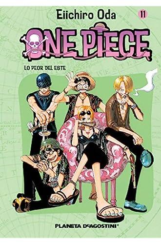 One Piece nº 11: Lo peor del este
