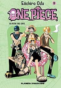 One Piece nº 11: Lo peor del este par Eiichiro Oda