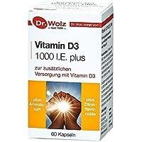 Vitamin D3 1000 I.E. plus, 60 St. Kapseln