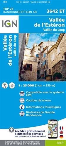 3642ET VALLEE DE L'ESTERON