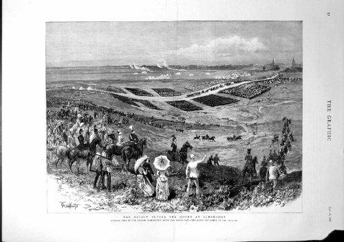 Zusammenfassung Vor Königin Aldershot Gerieben nach März Hinter 1887