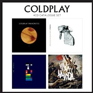 Parachutes, A Rush Of Blood To The Head, X&Y, Viva La Vida Or Death And All His Friends