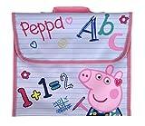 Peppa Pig Sac de Lecture pour Fille, Lilas (Violet) - MNCK10228