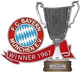 FC Bayern München - Pin Pokalsieger der Pokalsieger 1967