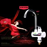 Best Electric Hot Water Heaters - 220V Tankless Electric Hot Water Heater Faucet Kitchen Review