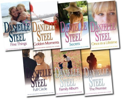 Danielle Steel Collection 7 Books Set New RRP: 52.93 Family Album by (Steel-familie-album Danielle)