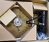 ECOSMO 8Fun Ebike Kit de conversión de Bicicleta eléctrica 36 V 250 W, tamaño 20' (50,8...