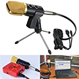 Best Vocales micrófonos de condensador - MASUNN Audio Dinámico USB Condensador Grabación de Sonido Review