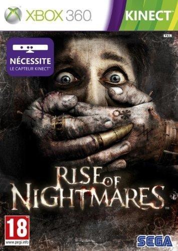 SEGA Rise of Nightmares - Juego (Xbox 360, Aventura, M (Maduro))