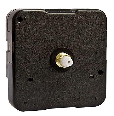 Quartz Clock Movement Kit Spindle Mechanism shaft 12mm Counterclockwise Movement DIY clock parts accessories.5168-12