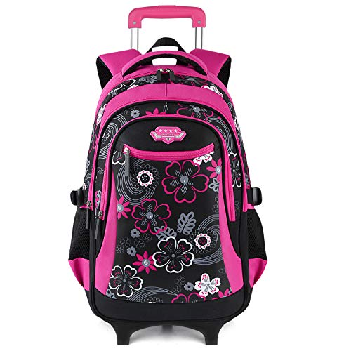 Cartable Fille, Fanspack Sac a Roulette Fille Cartable...