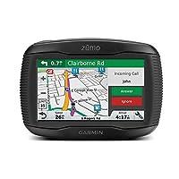 Garmin Zumo 395 Lm Motosiklet Navigasyon, 4.3 inç, 480 x 272 pixels, Siyah