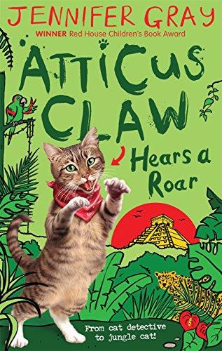 Atticus Claw hears a roar